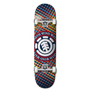 Element Dotted Seal Complete Skateboard - 7.75