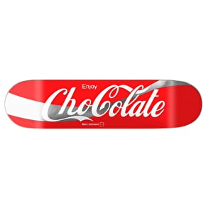 Chocolate Cola Skateboard Deck - Johnson 8.125