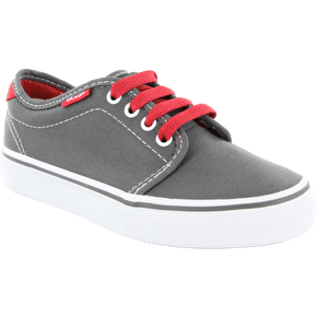 Vans 159 Vulcanized Kids' Shoes - (Pop) Pewter/Formula One