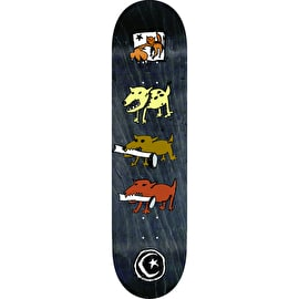 Foundation Ankle Biters Skateboard Deck - 8.25