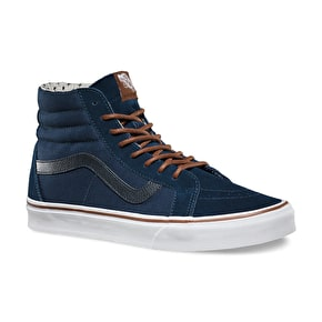 Vans Sk8-Hi Reissue Shoes - (T&S) Dress Blues