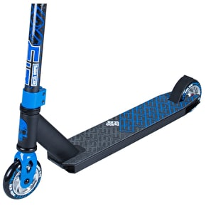 Madd Kick Extreme II Complete Scooter - Black/Blue