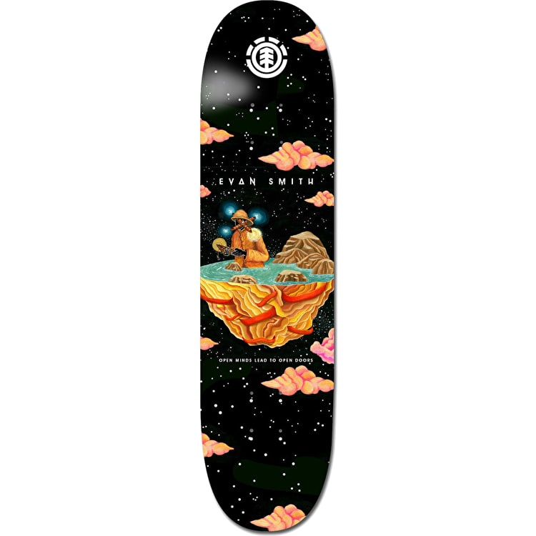 Element Evan Astral Plane Skateboard Deck - 8.25""