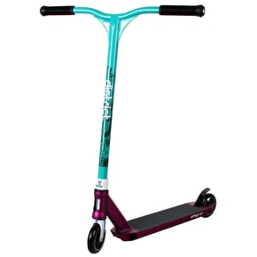District x Grit Custom Scooter - Purple/Turquoise