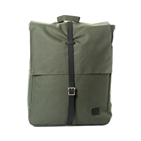 Spiral Manhattan Messenger Bag - Classic Olive
