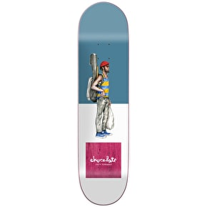 Chocolate Everyday People Skateboard Deck - Fernandez 8