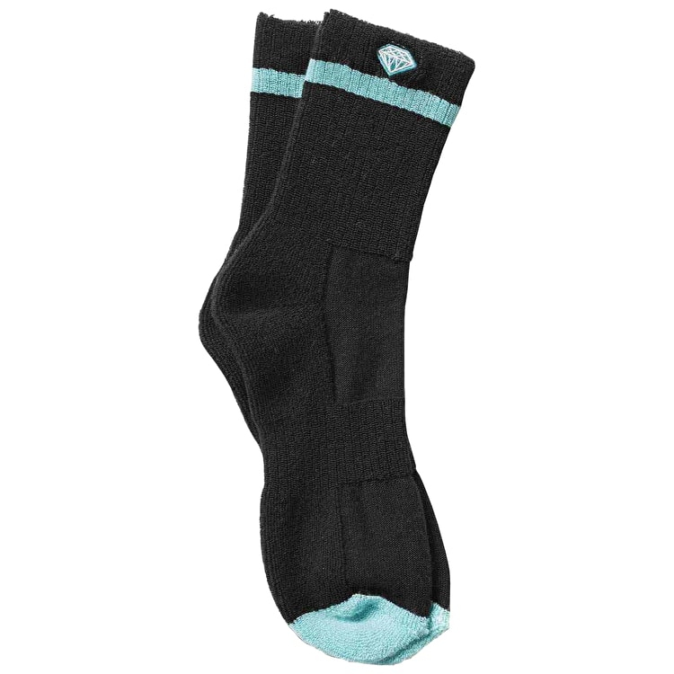 Diamond Pro Socks - Black