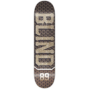 Blind Lateral HYB Skateboard Deck - Rose Gold 8.25