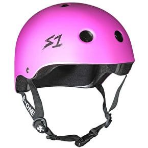 S1 Lifer Multi Impact Helmet - Hot Pink Matte
