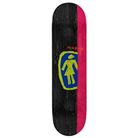 Girl Sketchy OG Skateboard Deck 8