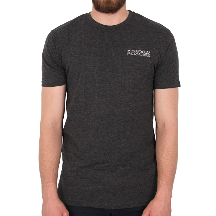 Volcom Vear T shirt - Heather Black
