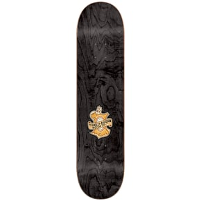 Darkstar x Harley Davidson Oak Leaf Skateboard Deck - Black 8