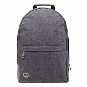 Mi-Pac Backpack - Maxwell Herringbone Navy