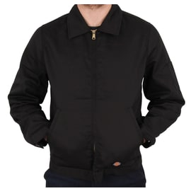 Dickies Unlined Eisenhower Jacket - Black