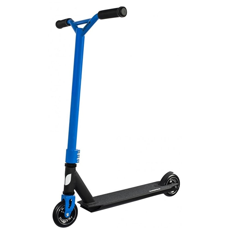 Blazer Pro Evolution Complete Scooter - Anodized Black/Blue