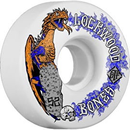 Bones STF Lockwood Dragon V3 Slim Skateboard Wheels (Pack of 4)