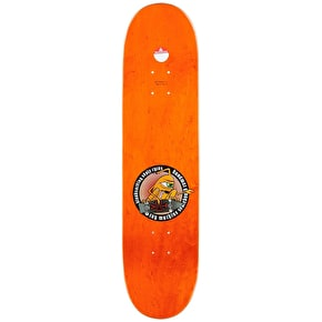 Toy Machine Skateboard Deck - Scraps Bennett 8
