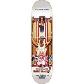 DGK Kung Fu Williams Skateboard Deck - 8.06