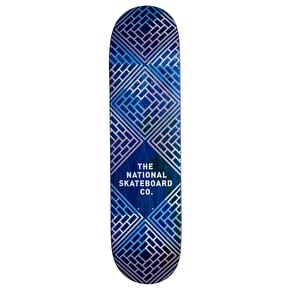 National Skateboard Co Legend Skateboard Deck - 8.125