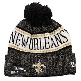 New Era NFL Sideline Beanie 2018 - New Orleans Saints