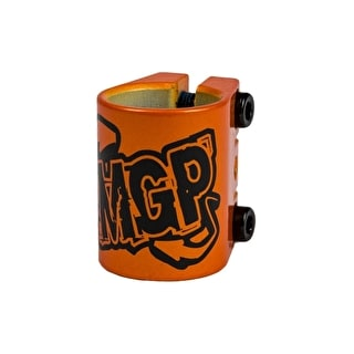 MGP Triple  Collar Clamp - Orange