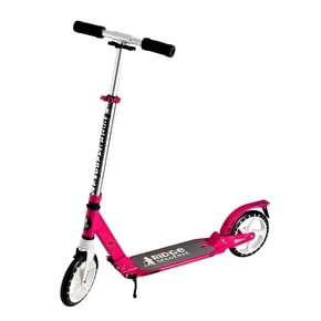 Ridge Big Wheel Pro Dual Suspension Complete Scooter - Pink