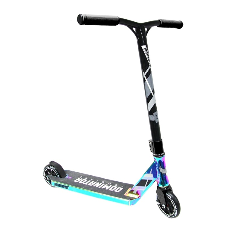 Dominator Mini Airborne Complete Scooter - Neochrome/Black
