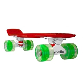 Mello Complete LED Skateboard - Watermelon Flip 22