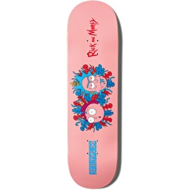 Primitive x Rick And Morty - Rodriguez Skateboard Deck 8