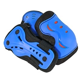 SFR Essentials Triple Pad Set - Blue / Black / Red