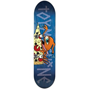 Toy Machine Pizza Sect Team Skateboard Deck - 7.75