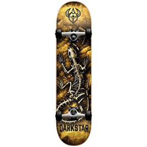 Darkstar Fossil Soft Wheel Youth Complete Skateboard - 7.25