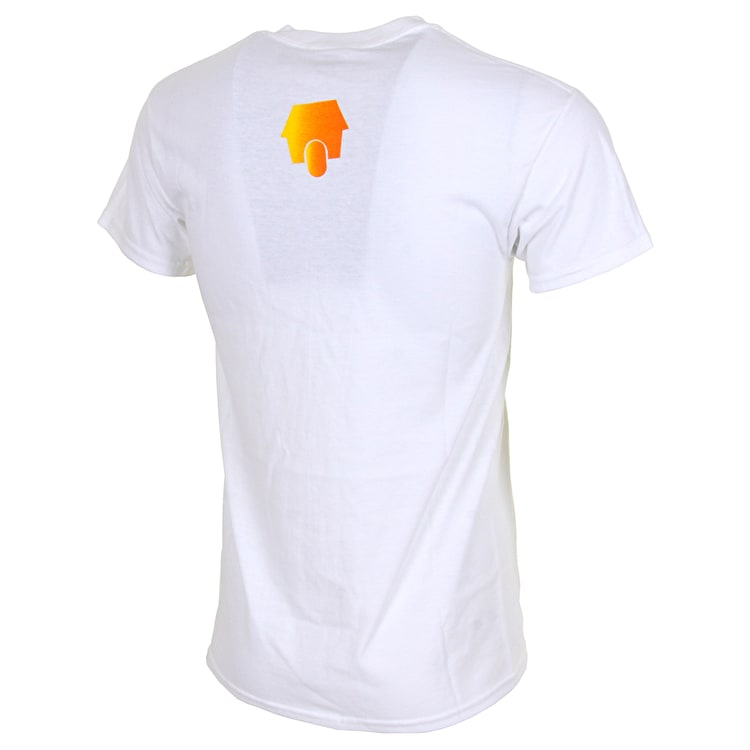 SkateHut FeelsBadMan T shirt - White