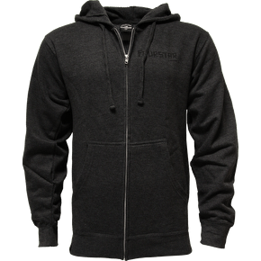 Fourstar Dressen Zip Hoodie - Charcoal Heather