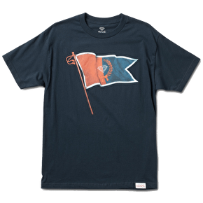 Diamond Scouts Honour T-Shirt - Navy
