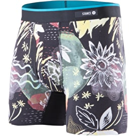 Stance Fever Trip Boxers - Black