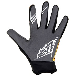 Ninjaz Kids Gloves - Red Bull
