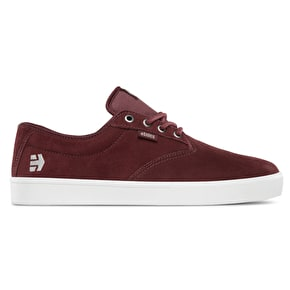 Etnies Jameson SL Skate Shoes - Burgundy