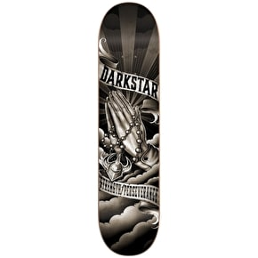 Darkstar Skateboard Deck - Salvation SL Black/White 8.125''