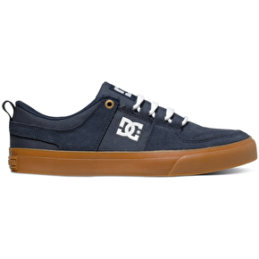 DC Lynx Vulc Shoes - Navy/Gum