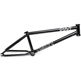 Cult Shorty BMX Frame - Black