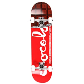 Chocolate Dark Choc Bar Complete Skateboard Anderson - 7.75
