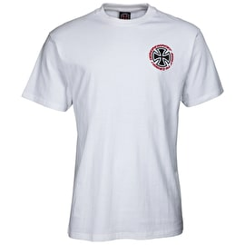 Independent Speed Kills T-Shirt - White