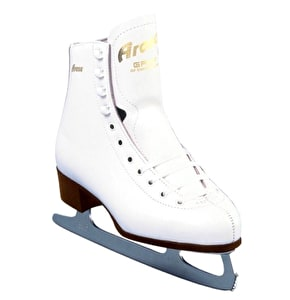 Graf Arosa Gold Figure Ice Skates