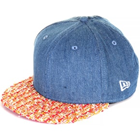 New Era 9Fifty Womens Snapback Cap - Weave Vize