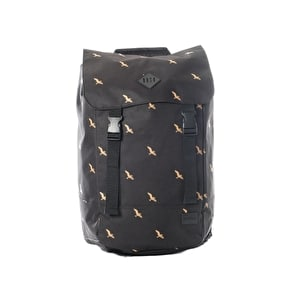 Spiral Brooklyn Backpack - Bird Black