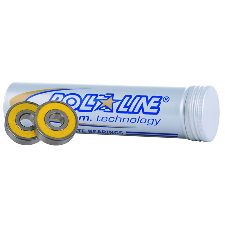 Roll Line 7mm Speed Race Abec 9 Bearings (Pack of 16)