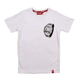 Zukie Original Game Of Skate Kids T Shirt - White