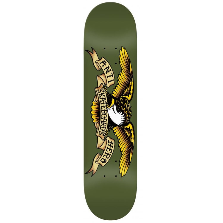 Anti Hero Classic Eagle Skateboard Deck - 8.38""