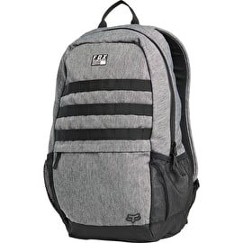 Fox Throwback Backpack - Heather Grey